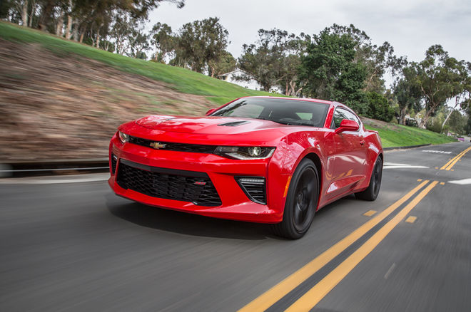 2016 18 Camaro Ss 624 Hp Performance Package